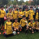 BU11 LUSC Team Reach Finals at Columbus Day Tournament