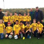 BU12 Dynamos/Dragons Make Semifinals at Columbus Day Tournament