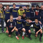 BU16 LPDA Royals Win BU16 Title in Indoor Program