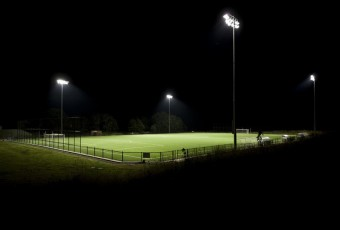single-soccer-field