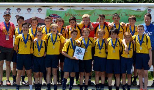 BU14 Boys wins State MTOC Division 2 Championship
