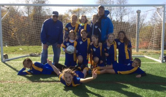 Leaping Lizards win GU11 in the Winchester Veteran's Day Tournament