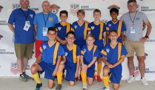 Congratulations to the 6thGrade Lexington Golden Lions on another outstanding season!